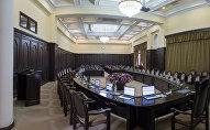ՀՀ կառավարության նիստերի դահլիճ