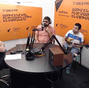 Ուրիշ նորություններ՝ «Vida de Cuba Project» խմբի հետ