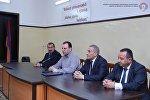 ՀՀ պաշտպանության նախարարը ներկայացրել է ռազմական ոստիկանության նորանշանակ պետին: