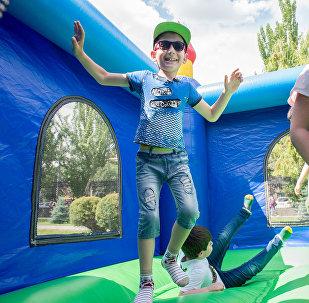 Երևանում նշել են Երեխաների պաշտպանության միջազգային օրը: