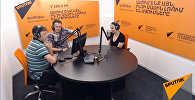 Sputnik Արմենիայի «Ուրիշ նորություններ» հաղորդաշարի հյուրը՝ երգչուհի Մանե Սարգսյանն է