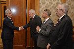 Սերժ Սարգյանն ընդունել է ԵԱՀԿ Մինսկի խմբի համանախագահներին