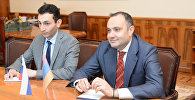 Вардан Тоганян посетил Орловскую область