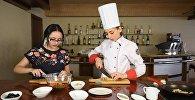 Հյուր շեֆ–խոհարարին. ինչպես պատրաստել «Պղպեղանի»