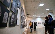 Ստենինի անվան մրցույթի հաղթողների լուսանկարների ցուցահանդես