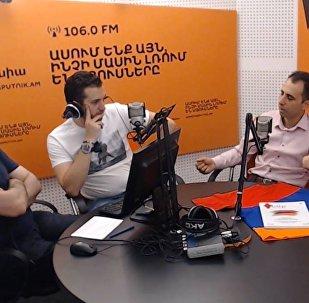 «Ուրիշ նորություններ»՝ Պավել Սարգսյանի հետ