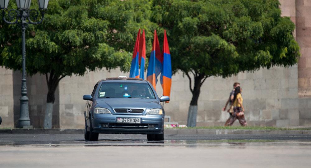 Ամառը Երևանում