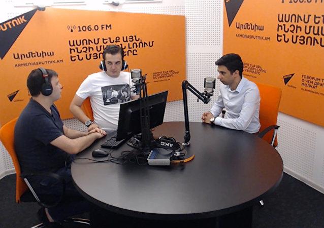 «Ուրիշ նորություններ» հաղորդաշարի հյուրը մանկական ուսուցողական և ժամանցի առաջին հայալեզու կայքի հեղինակ Արթուր Հարությունյանն է