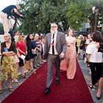«Ոսկե ծիրան» միջազգային կինոփառատոնի բացման արարողություն