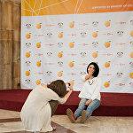 «Ոսկե ծիրան» միջազգային կինոփառատոնի բացում