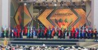 «Միջազգային բանակային խաղեր 2017»-ի բացման հանդիսավոր արարողությունը
