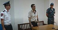 Суд над Грачья Арутюняном в Ереване