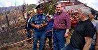 Վրաստանի վարչապետը շնորհակալություն է հայտնել հայ հրշեջներին