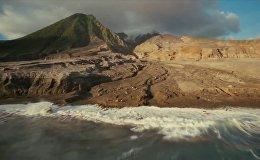 Համաշխարհային  օվկիանոսը Հայաստանում կավճային նստվածք է թողել