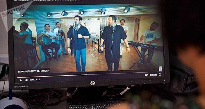 «Հայն ու վրացին» երգի տեսահոլովակըYouTube