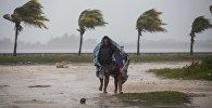 Ураган Ирма достиг Кубы