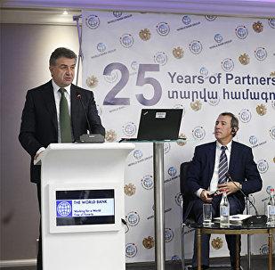 Վարչապետը ներկա է գտնվել ՀՀ-ՀԲ գործընկերության 25-ամյակին նվիրված ֆորումի բացմանը