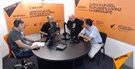 «Ուրիշ նորություններ»՝ ջութակահարներ Հայկ Վարդանյանի և Աշոտ Խոյեցյանի հետ