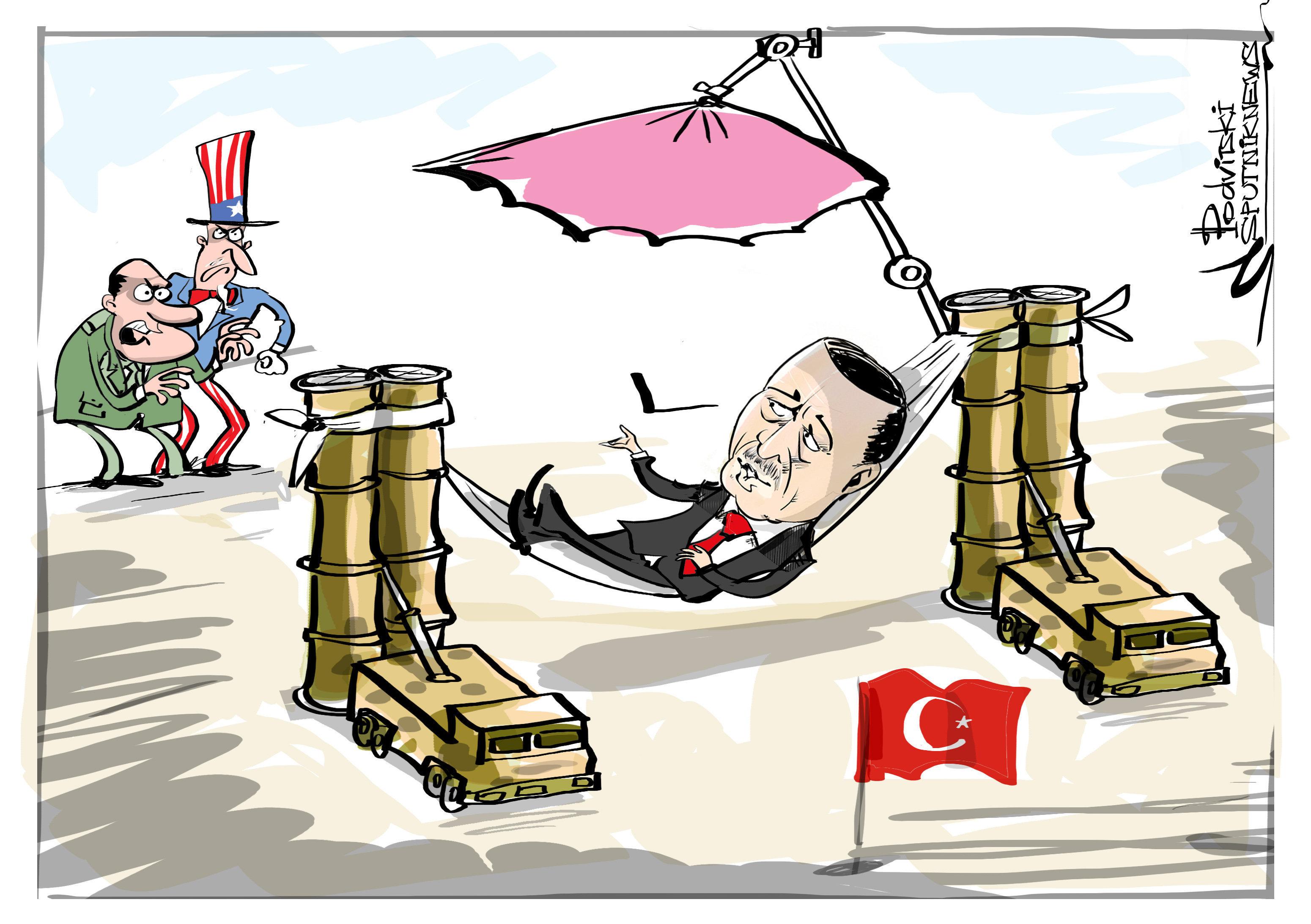 США в бешенстве от соглашения с Россией по С-400