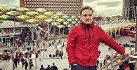 Բլոգեր Ալեքսանդր Ալիմով