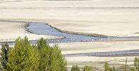Ախուրյանի ջրամբարն 90%-ով ցամաքել է