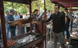 Yerevan Food Fest Անգլիական այգում