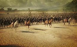Հին հայերի մարտական կառքերն ու հեծելազորը ջախջախում էին պարսիկներին ու հռոմեացիներին
