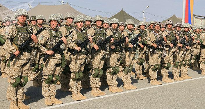 ՀԱՊԿ զորավարժություններ Հայաստանում