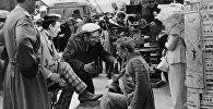 Էդմոնդ Քյոսայանը` նկարահանման հրապարակում