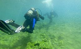 Սևանա լճի հատակին միջնադարյան նավ են հայտնաբերել