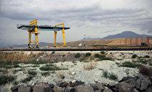 Բաքու-Թբիլիսի-Կարս երկաթգիծ