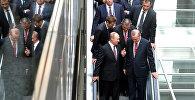 ՌԴ նախագահ Վլադիմիր Պուտինը և Թուրքիայի նախագահ Ռեջեփ Էրդողանը