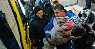 L-410 ինքնաթիռի կործանումից փրկված երեխան