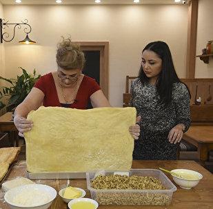 Հյուր շեֆ–խոհարարին. ինչպես պատրաստել փախլավա
