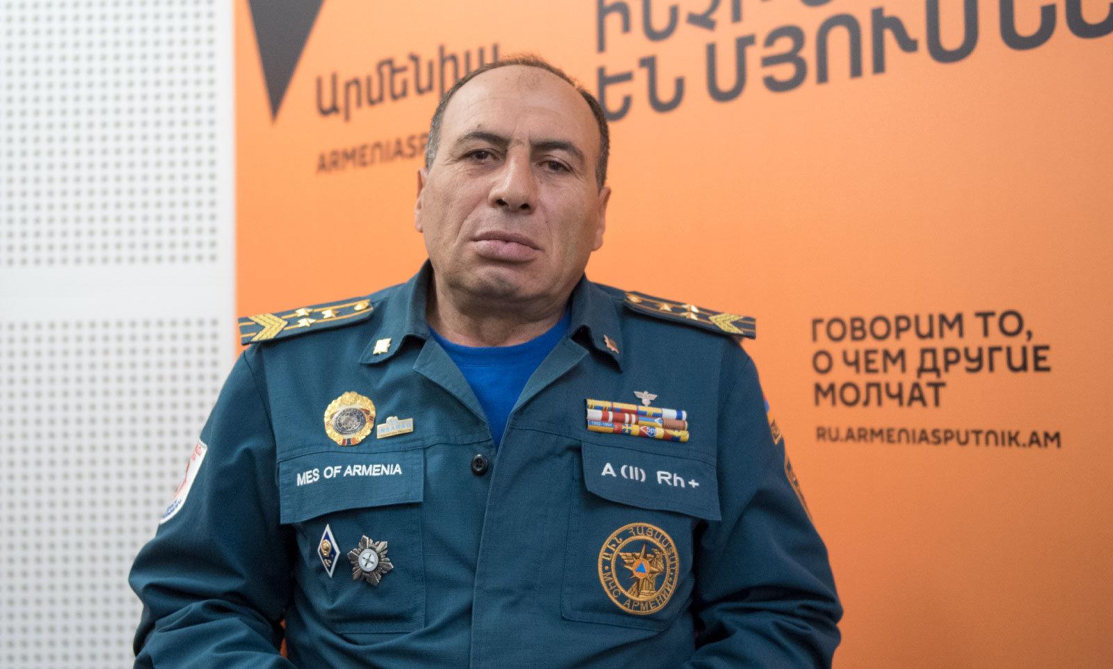 Геворг Овакимян
