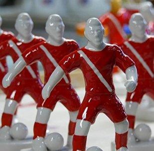 Ռուսաստանի խանութներում կհայտնվեն ճենապակյա ֆուտբոլիստներ