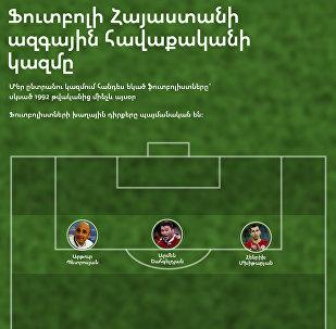 ԻՆՖՈԳՐԱՖԻԿԱ Հայաստանի ֆուտբոլի ազգային հավաքական