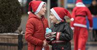 «Ամանորի բարի վազք» բարեգործական վազքարշավ Երևանում